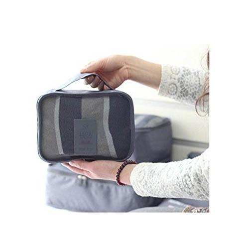 meilleur organisateur de valise de voyage