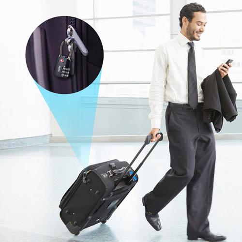 meilleur cadenas TSA pour valise