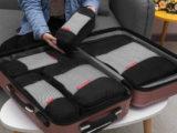 ᐅ Meilleur organisateur de valise de voyage en 2019 !