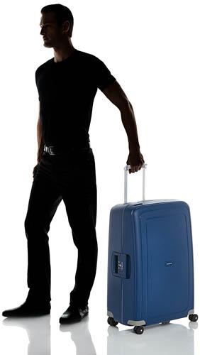 valise de marque samsonite