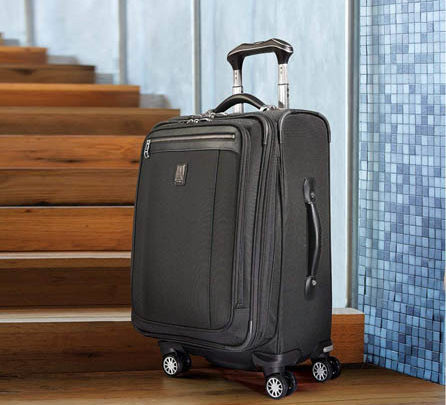 ᐅ Valise Travelpro – Tests, Détails et Avis